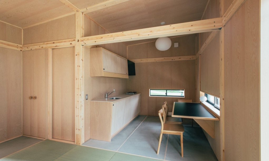 Muji Unveils Trio Tiny Prefab Homes That Can Pop Almost Anywhere Inhabitat Green