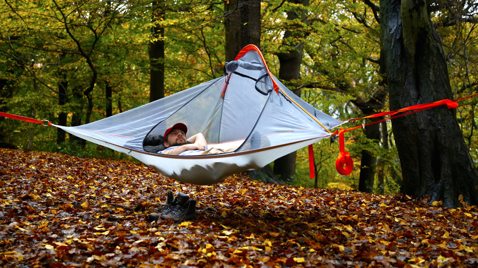 Two Person Hammock Tent