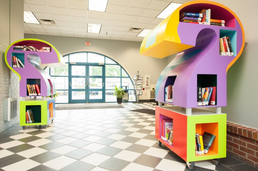 the public collection, indianapolis, indiana, artists, artist designed free libraries, little libraries, free libraries, book stations