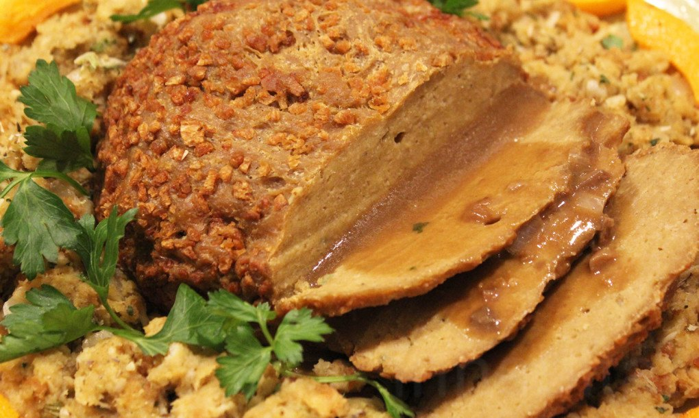 6 vegan and vegetarian turkey alternatives for thanksgiving displaying ad for 5 seconds forumfinder Choice Image