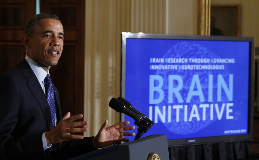 Brain Initiative Obama, President Obama Brain Initiative, DARPA brain research