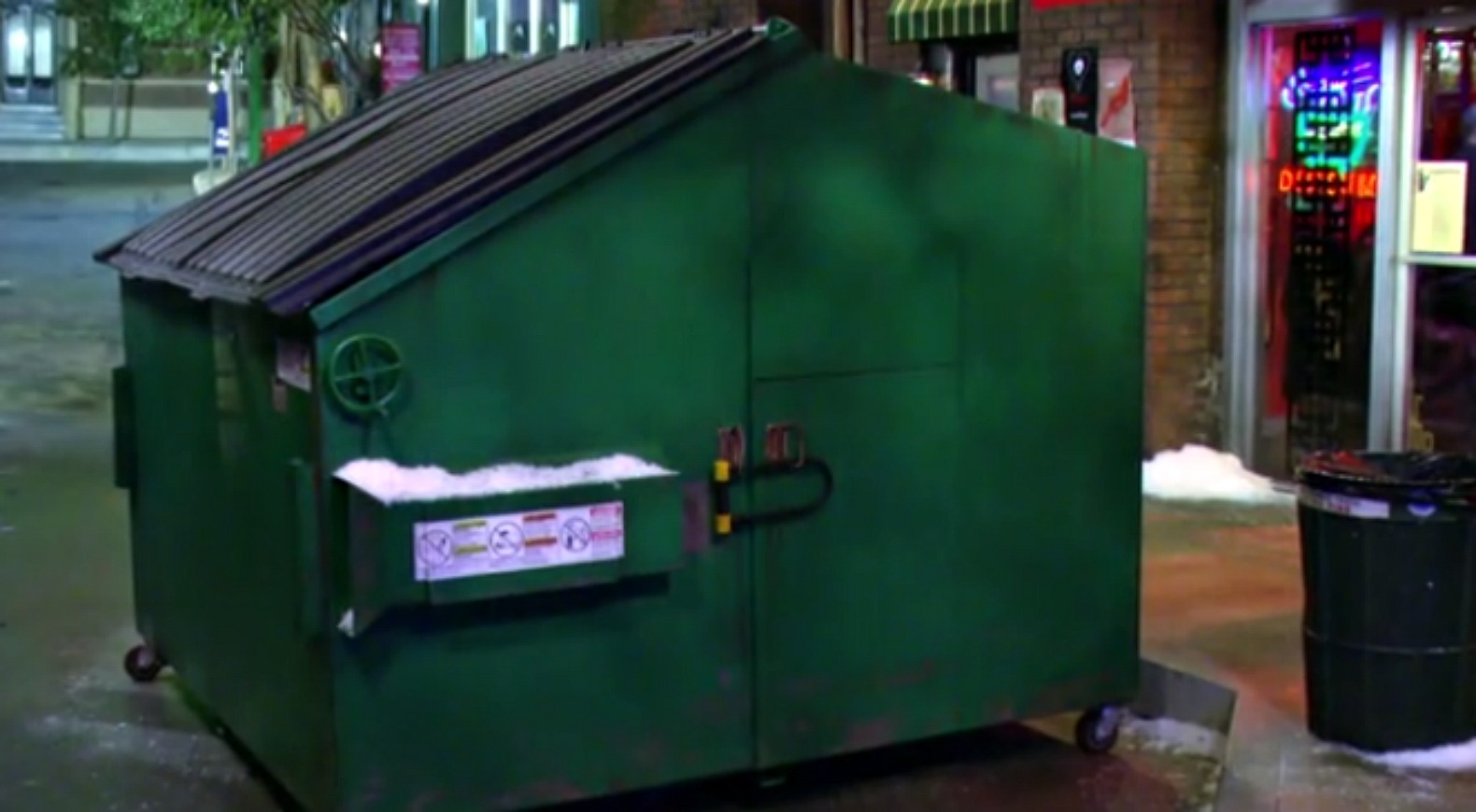 Craigslist Dumpster Apartment Tiny Homes Apartments Nyc Real Estate