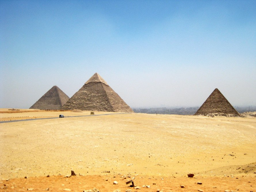 green design, eco design, sustainable design, ben Carson, The Great Pyramids, Science Alert, Egypt