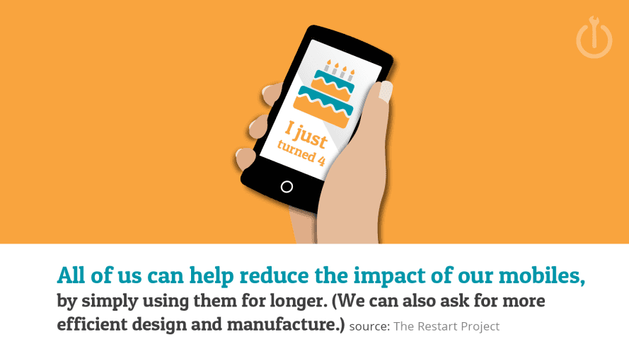 cell phone manufacturing, electronics waste, reducing waste, reader submission, infographic, cell phones, cell phone environmental impact, reducing environmental impact, environmental impact, reuse