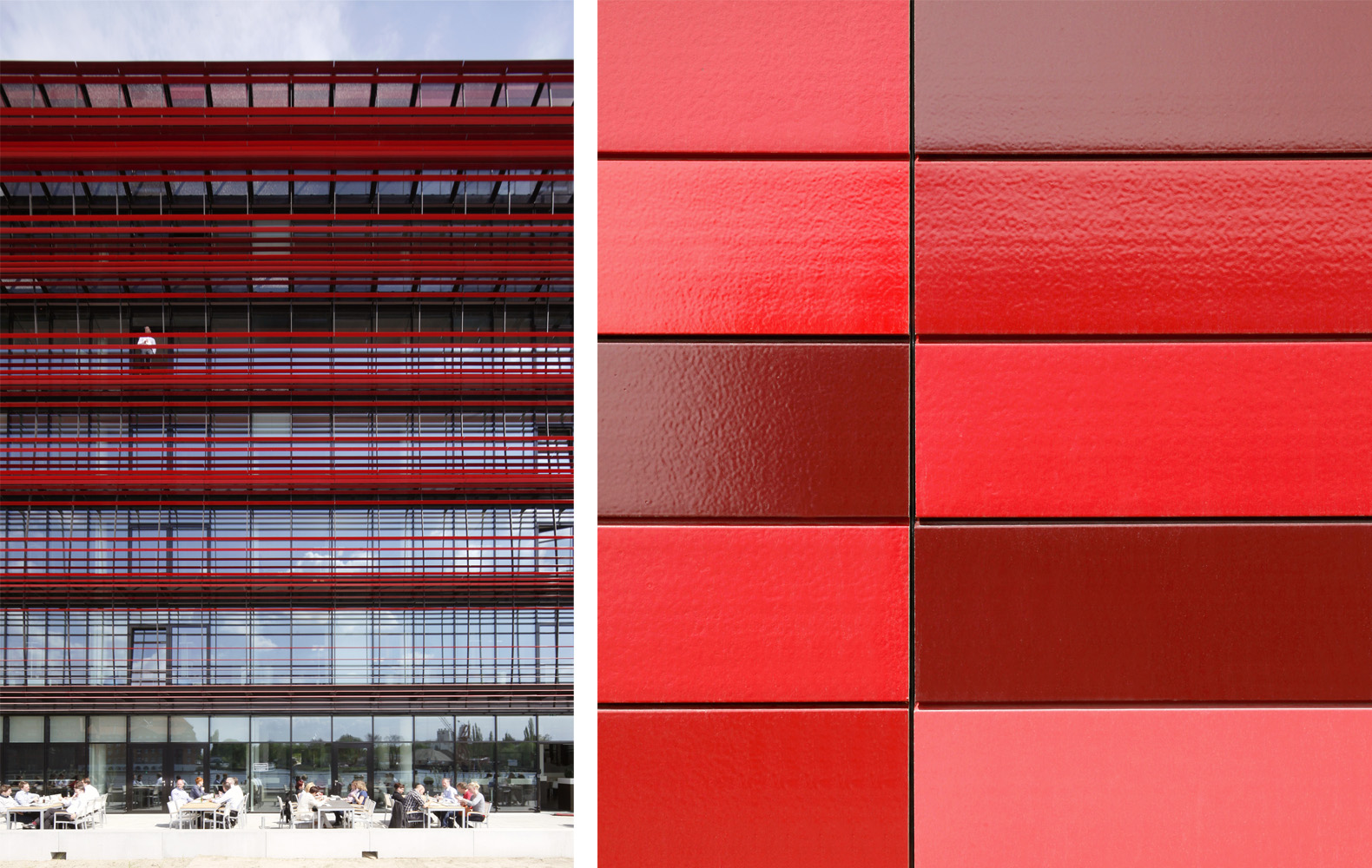 Coca Cola S Bright Red Berlin Hq Is Actually Pretty Green