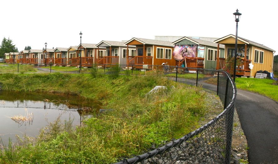 sonoma county, tiny homes, tiny home village, tiny homes for the homeless, sonoma county homeless, Quixote Village,