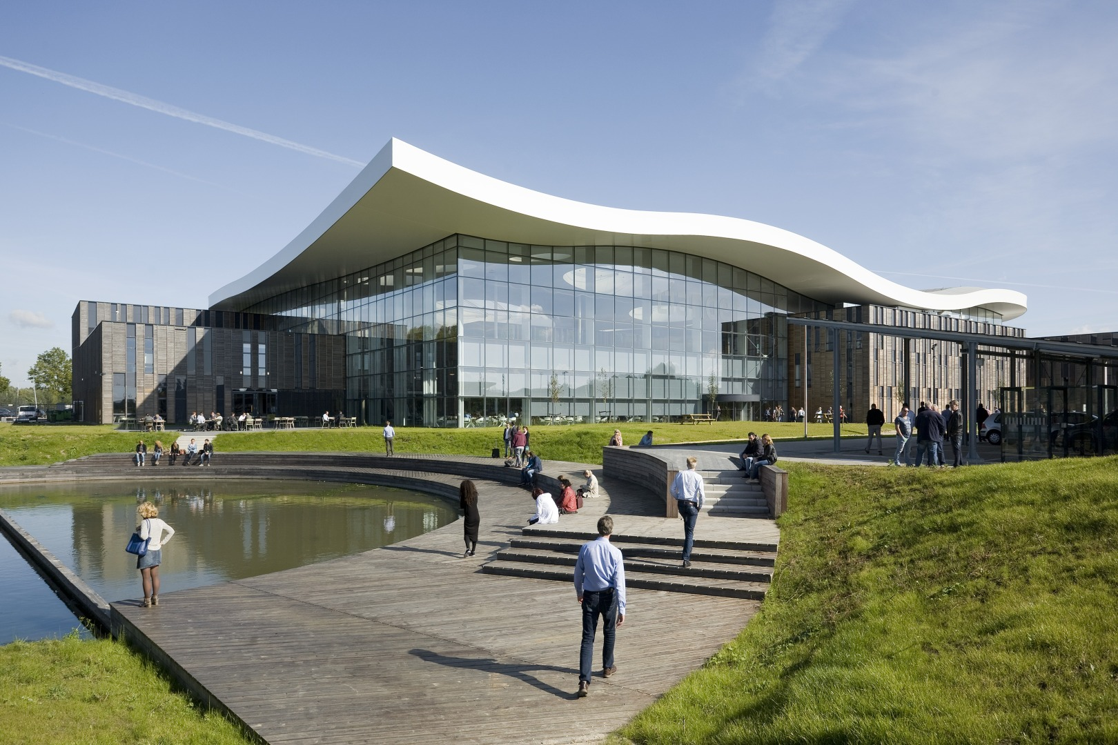 Beautiful Energy Positive Office Is The Netherlands First Breeam