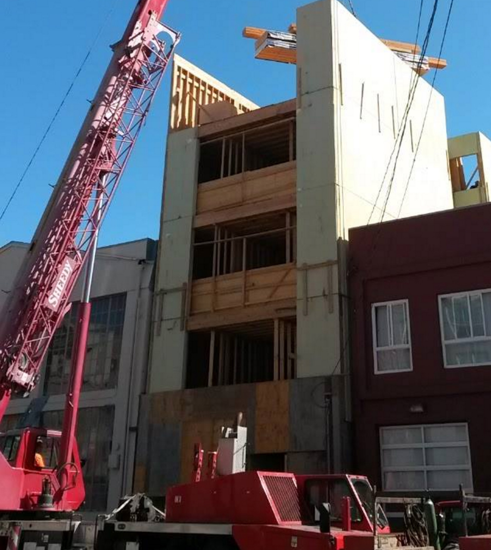 San francisco s first passive house apartment complex for How to build your own house in florida