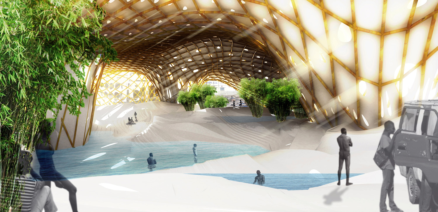 architectural association school of architecture bamboo workshops in
