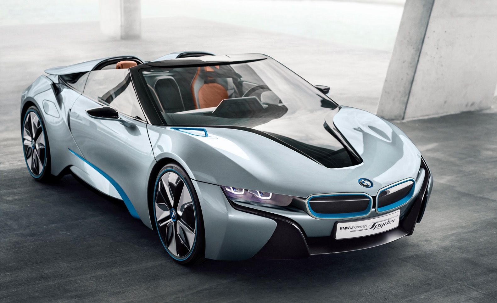 After Three Long Years The Bmw I8 Spyder Is Finally About To Become A Reality