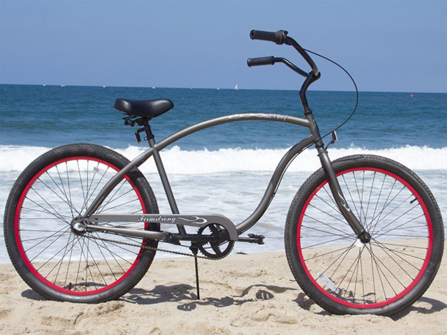 Beach Bikes, beach cruiser, beach bikes cruisers, Firmstrong beach cruiser, Firmstrong cruiser, Firmstrong beach bike, bikes, bicycles, fixy, 3-speed, bike riding, green transportation, green commute