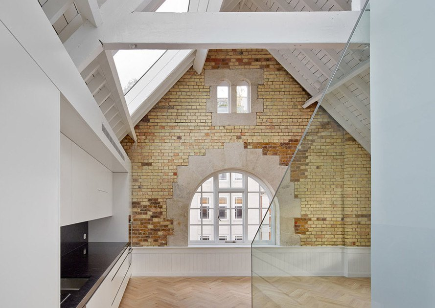 Emrys Architects Turned Two 19th Century London Warehouses