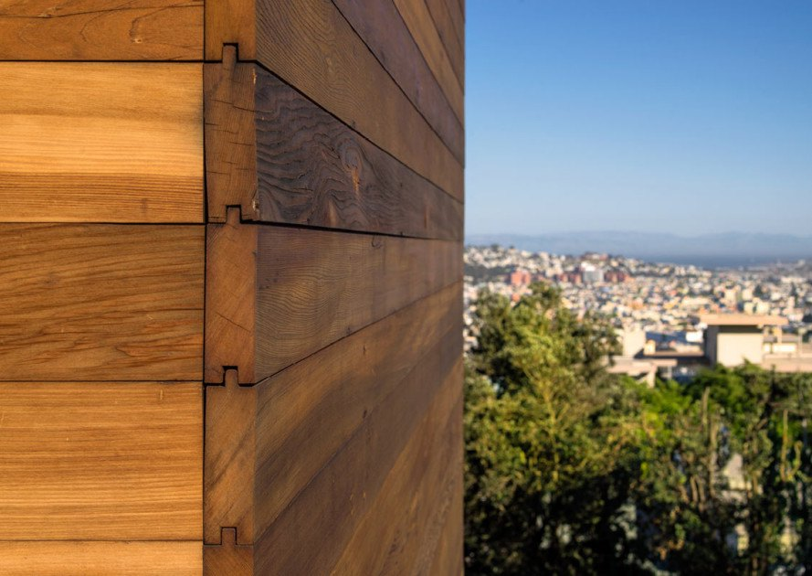 george bradley, george bradley architecture, gb arch, buena vista residence, san francisco, california, reclaimed wood, reclaimed redwood siding, moffett field, hanger one, google