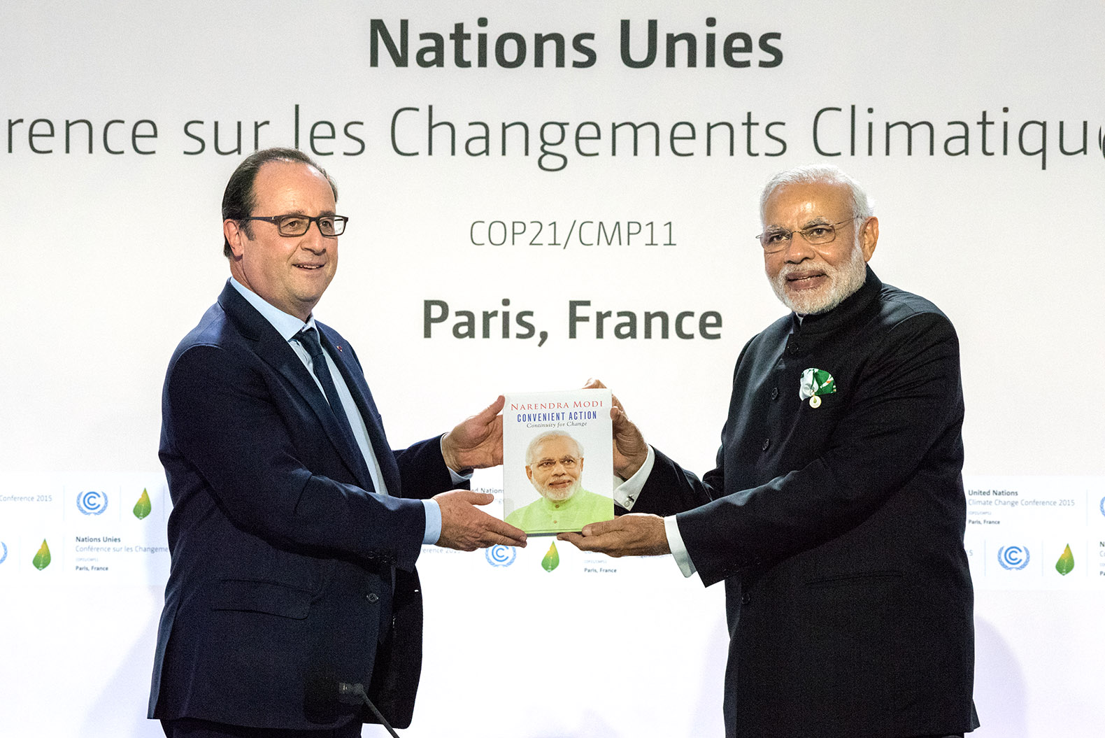 195 Countries Vote To Adopt A Historic Climate Agreement At Cop21