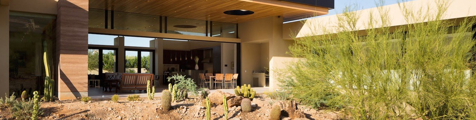Wonderful Gorgeous Desert Home Blurs The Lines Between Indoor And Outdoor Living |  Inhabitat   Green Design, Innovation, Architecture, Green Building