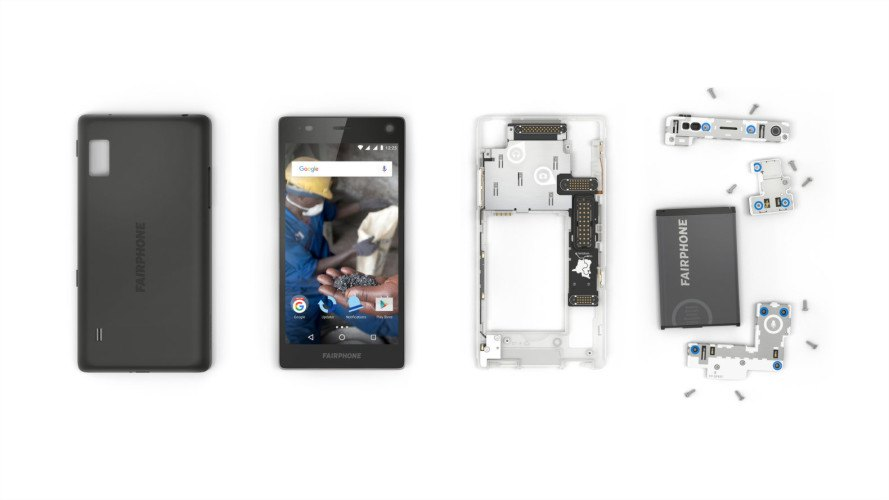 fairphone, fairphone 2, ethically sourced smartphone, netherlands, reparable smartphone, upgradable smartphone, conflict-free materials, conflict materials