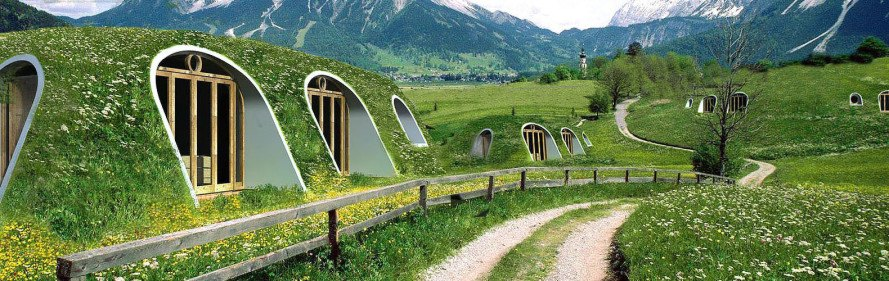 Green magic home, hobbit home, green roofed hobbit home, hobbit home built in 3 days, green roof hobbit homes for everyone, green roof magic hobbit home, magic homes, hobbit home, hobbit house
