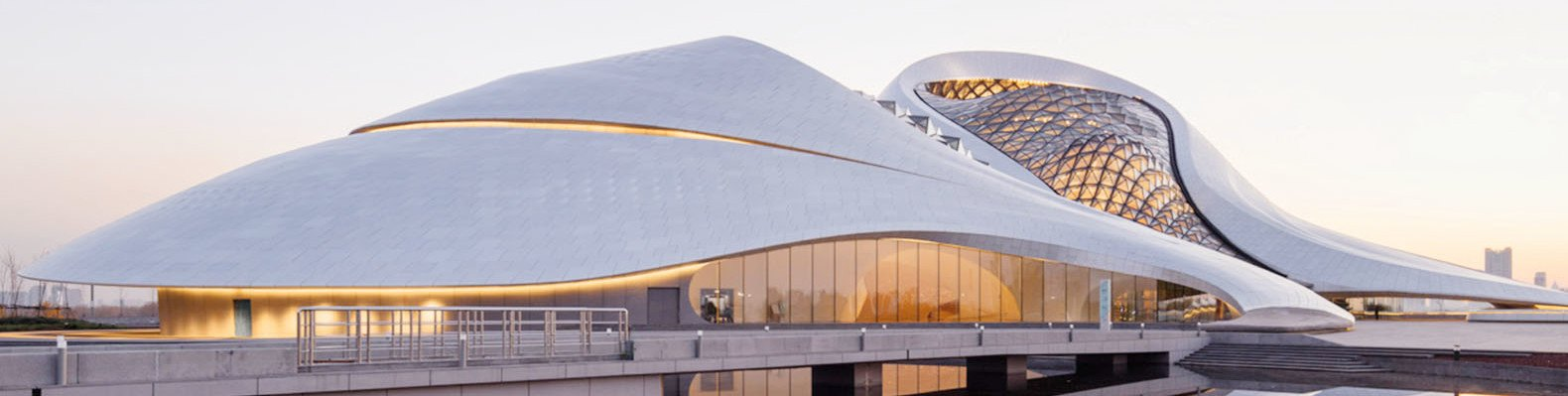 Mad Completes Undulating Harbin Opera House In China