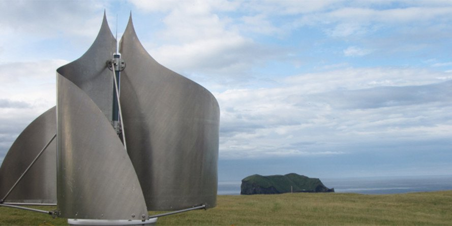 iceland, wind power, wind turbine, wind energy, icewind, icewind cw1000, residential wind power, residential wind turbine, wind turbine high winds, high winds energy