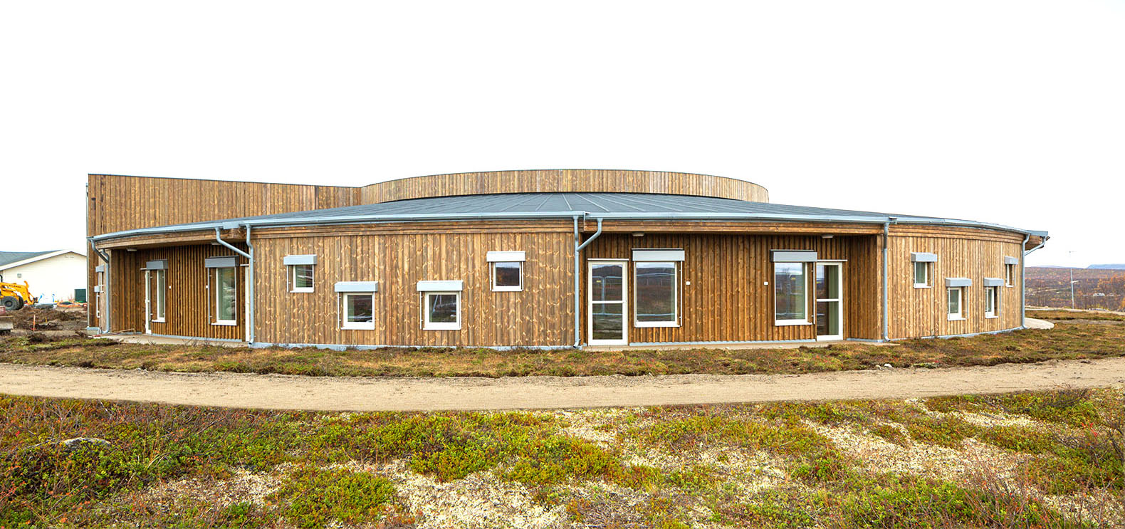 Remarkable Arctic Circle home care center achieves Norway's highest  efficiency standards