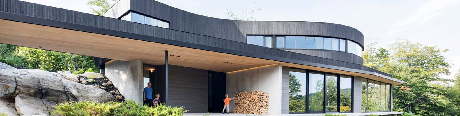 Beautiful Ontario Home Built From Reclaimed Materials Is 100% Self  Sufficient   Inhabitat   Green Design, Innovation, Architecture, Green  Building