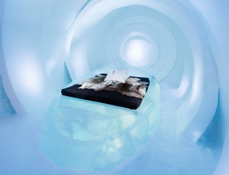 Icehotel, Jukkasjärvi, ice suite, ice hotel 2016, ice hotel 2015, iceberg, hotel made from ice, ice and snow hotel, ice hotel, river Torne, pop up hotel,