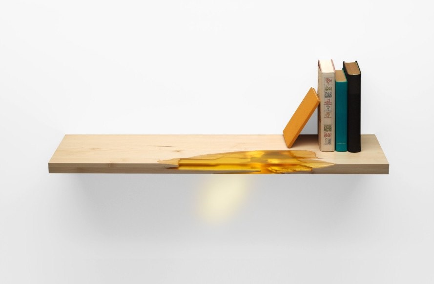 manufract, marcel dunger, florian meier, self healing furniture, bio resin, resin furniture, salvaged wood, salvaged furniture, recycled materials, found materials, wooden furniture