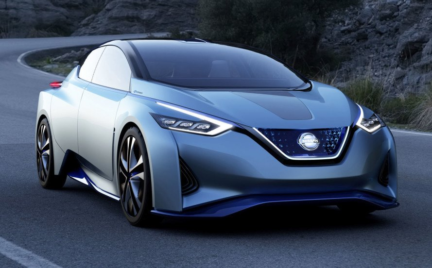 Nissan's first extended-range electric car is going to ...
