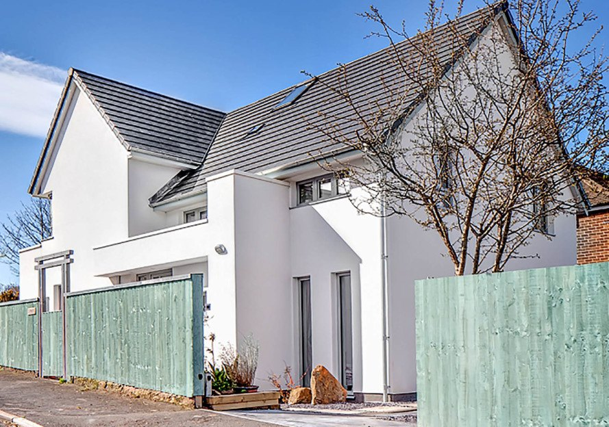 John McCall Architects, Wirral, West Kirby House, UK Passivhaus, passive house in the Wirral, Wirral house costs £15 to run, Wirral house costs $2 a month to run, super efficient house in the Wirral, eco home Wirral UK, John McCall eco home, award-winning eco home Wirral