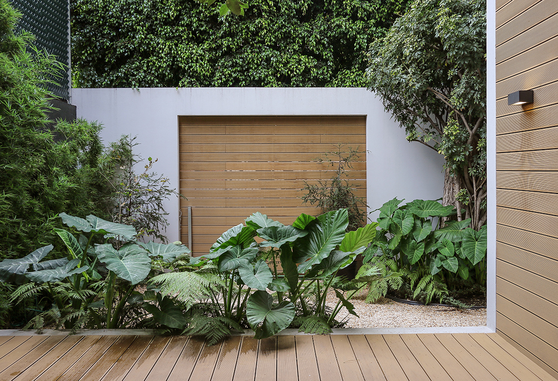 Casa Nirau in Mexico City produces almost all its own water and energy