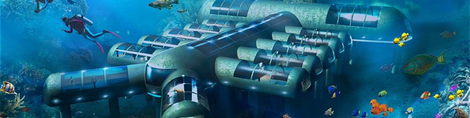 New Underwater Hotel In Florida To Use Profits To Protect Coral Reefs