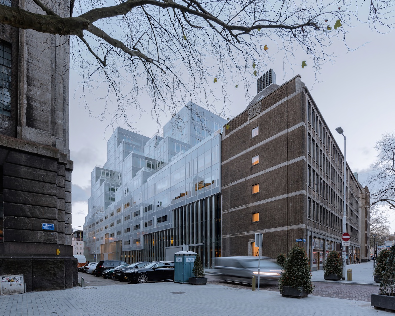 Oma Completes The Netherlands Most Sustainable Mixed Use