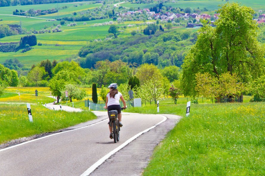 germany, cycling, cycles, bicycles, bicycle highway, bike highway, bicycle superhighway, bicycle commuting, cycling infrastructure, federal projects germany, bike highway funding germany, europe bicycle highways