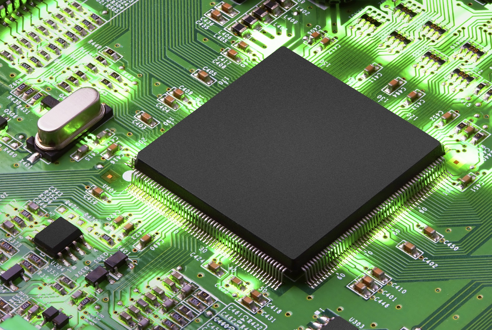 Scientists invent the world's first microchip powered by biological systems