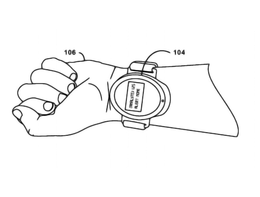 Google Files Patent For Blood Sucking Smartwatch
