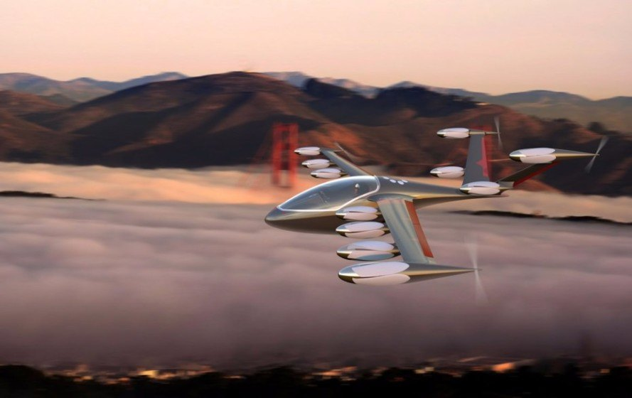 electric vehicles, electric plane, electric airplanes, electric aircraft, joby, electric motors on airplanes, personal aircraft, airplane like a helicopter