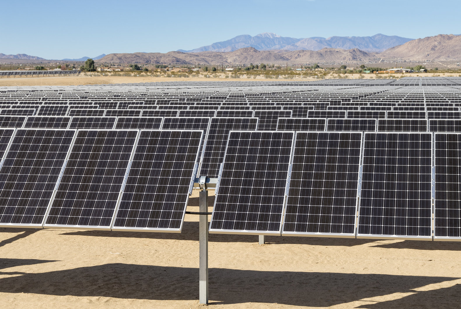 California S New Renewable Energy Law Could Edge Rooftop