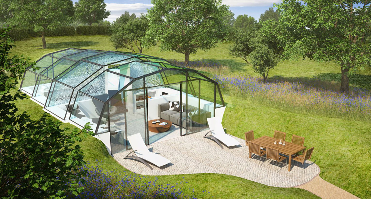 Glass House | Inhabitat - Green Design, Innovation, Architecture ...