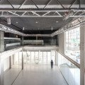 Architectkidd renovated this building using almost nothing for Space 120 architects