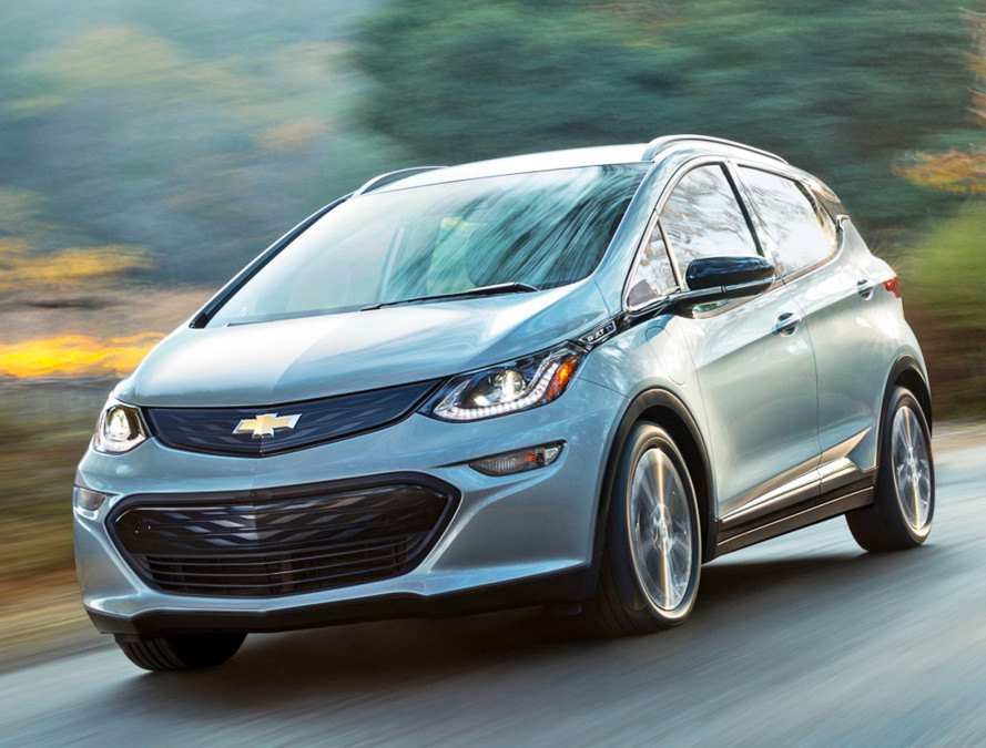 Chevy Debuts Groundbreaking Affordable Mile Range Bolt