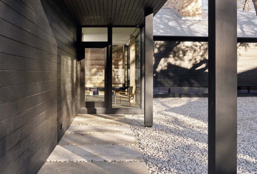 prefab homes, prefab houses, modern architecture, Texas prefab, Texas architecture, Aamodt Plumb architects, Austin homes, Austin architects