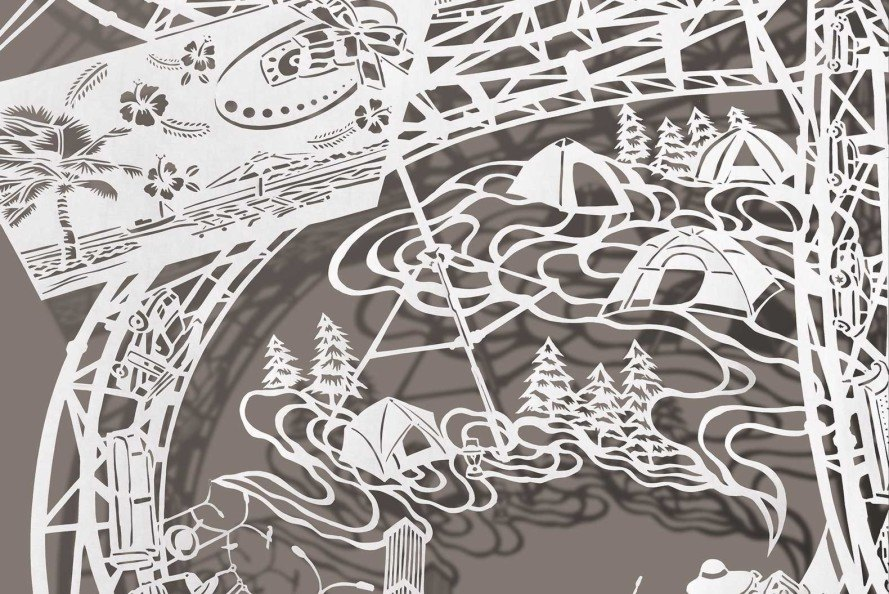 Bovey Lees Intricate Paper Cuts Inhabitat Green Design - Incredible intricately cut paper designs bovey lee