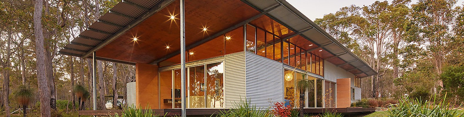 Solar-powered Bush House exemplifies chic eco-friendly living in ...