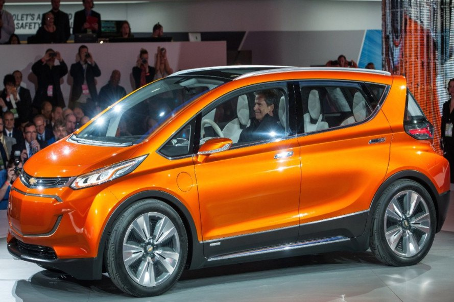 ces, green technology, electric cars, electric vehicles, chevy bolt, SCIO, molecular sensor, nutritional scanner, faraday future, electric luxury car, gogoro, electric scooters, smartscooter, go charge, volkswagen electric bus, vw budd-e,