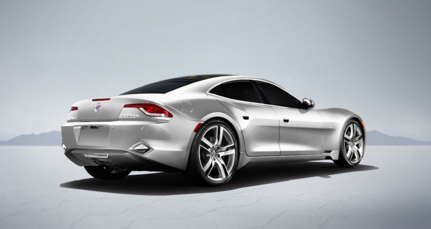 You can now get a Fisker Karma at half its original price ...