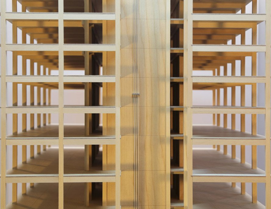 Framework tower, timber tower, wooden architecture, Lever Architecture, green architecture, timber structure, glue-laminated timber, cross-laminated timber, tallest building