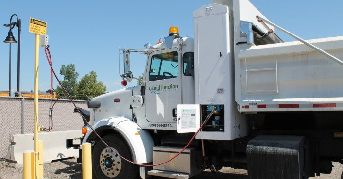 Grand Junction, Colorado converts human waste into fuel for 40 city