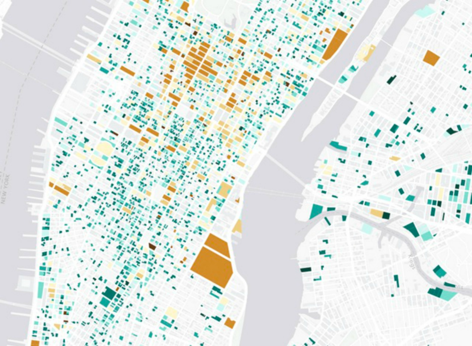See which buildings in your 'hood produce the most greenhouse gas emissions with this map