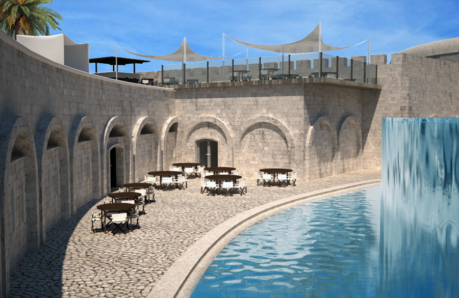 WWII concentration camp destined for new life as luxury beach resort