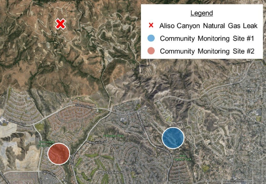 Aliso Canyon, Aliso Canyon gas leak, California gas leak